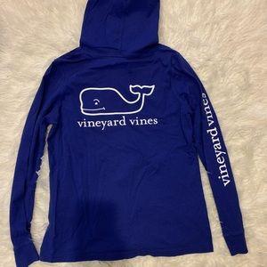 Vineyard vines T-shirt hoodie